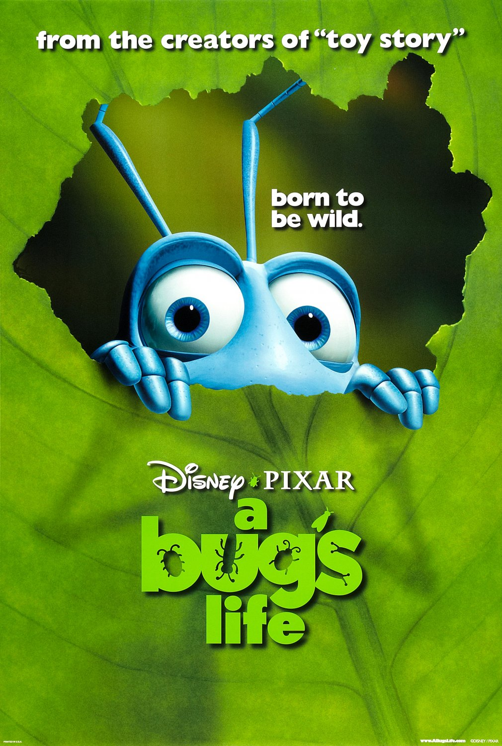 Disney Animated Movie Review 23 A Bug S Life 1998 10 Out Of 10 The Mouse Minute
